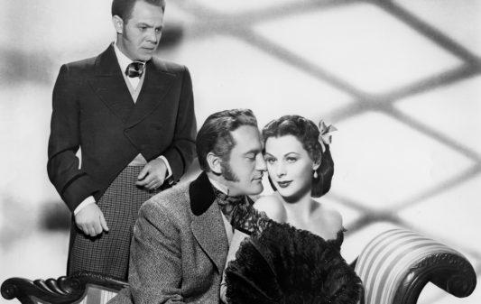 Le Demon de la chair The Strange Woman de EdgarUlmer avec Louis Hayward, George Sanders et Hedy Lamarr 1946