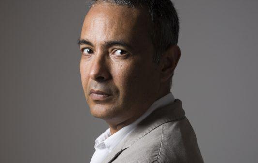Kamel DAOUD a Paris le 20 juin 2018