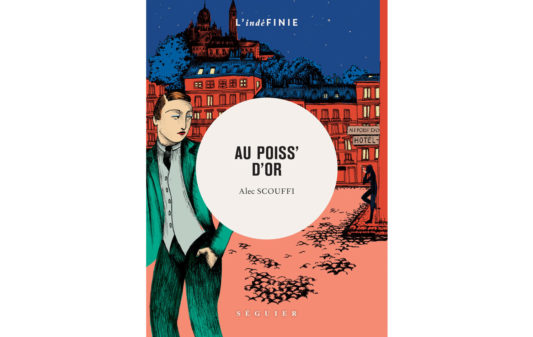 ALEC SCOUFFI Au Poiss'D'Or