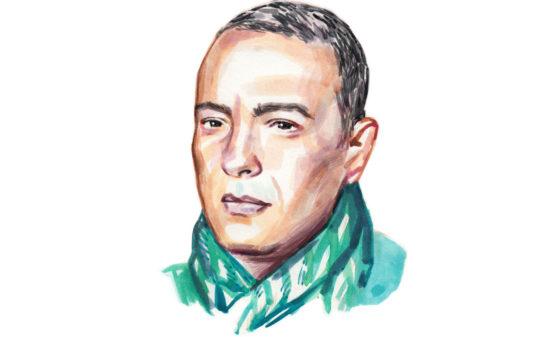 illustration Kamel DAOUD
