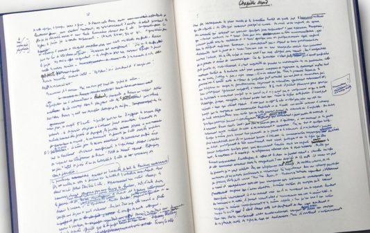 2-La-Peste-Camus-manuscrit