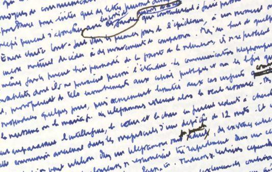 6--La-Peste-Camus-detail-manuscrit