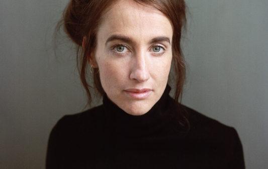 Maria POURCHET, chez elle à Paris, 2021